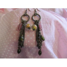 Pliana Earrings